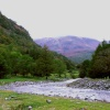 taken from the camp site in Stonethwaite, Cumbria