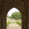 Minster Lovell Hall & Dovecote Entrance, Minster Lovell, Oxfordshire.