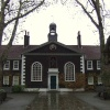 The Geffrye Museum, London, Main Entrance.
