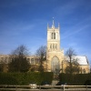 St. Mary's Church, Melton Mowbray, Leicestershire.