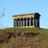 Penshaw Monument, Sunderland, Tyne & Wear.