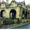 Old wool market, Chipping Campden, Gloucs.