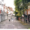 The Pantiles at Tunbridge Wells, Kent