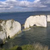 Old Harry Rocks, near Swanage, Dorset