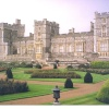 Windsor Castle in Berkshire.