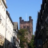 Chester Cathedral from afar, Chester