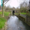 River Meden, running through Pleasley near Mansfield