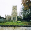 15th Century Church of St. Peter and Paul at Northleach, Gloucs.