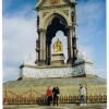 Albert Memorial, Hyde Park, London