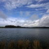 Just before the snow arrived... -  - taken at Talkin Tarn country park