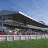 Redcar Racecourse, Redcar, North East England.