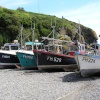 Cadgwith.  A pretty fishing village on the Lizard, Cornwall.