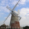 Polegate windmill, near Eastbourne, East Sussex.