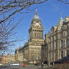 Leeds Town Hall, West Yorkshire