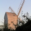 Stocks Mill, Wittersham, Kent, in late evening sunshine