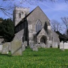 Broadwater Church, Broadwater, Worthing, West Sussex (a Norman Church)