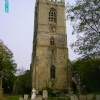 St Peter and St Paul Church in Sturton le Steeple in Nottinghamshire. -