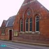Wesleyan Chapel dated 1891 and still in use in North Wheatley, Nottinghamshire.