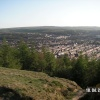 Accrington, Lancashire. From the top of the Coppice