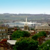 View from Windmill Hill, Gravesend, Kent