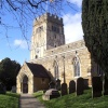 Earls Barton Parish church, Northamptonshire