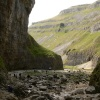Gordale Scar. Malham Cove, North Yorkshire