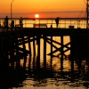 Pier Sunset, Harwich, Essex