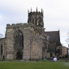 St Mary's Church, Stafford, Staffordshire