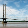 Humber Bridge from the South Shore