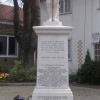 War Memorial in Wales, South Yorkshire