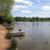 Arrow Valley Lake, Redditch, Worcestershire