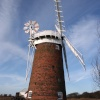 Windmill at Horsey, Norfolk