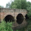 Road bridge over the river Soar, Cossington, Leicestershire
