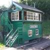 Signal Box at Rothley Station, Great Central Railway