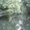 The River Wreake at it 's junction the Grand Union Canal
