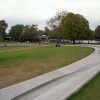 Princess Diana Memorial Fountain, Hyde Park.
