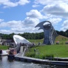 Falkirk Wheel (Scotland)