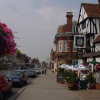 The Bird Cage Pub, Thame
