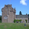 Crathes Castle, Aberdeenshire, Scotland