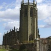 Coxwold church, North Yorkshire