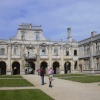 Kirby Hall Courtyard, Corby, Northamptonshire
