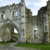 Kirkham Priory gatehouse, Malton, North Yorkshire