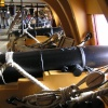 Below deck on HMS Victory, Portsmouth in Hampshire