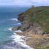 Rinsey Head, Cornwall, between Helford and Penzance