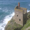 Botallack Mine buildings, near St Just, Cornwall