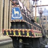 Golden Hind replica, City of London