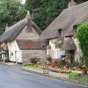 Cottages in West Lulworth, Dorset