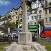 War Memorial in Looe, Cornwall