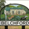Belchford Village Sign, Lincolnshire