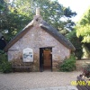 Decoy's cottage at Abbotsbury Swannery, Abbotsbury, Dorset
